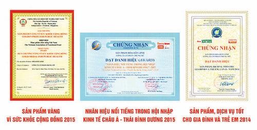 Những giải thưởng Minh Nhãn Khang vinh dự nhận được